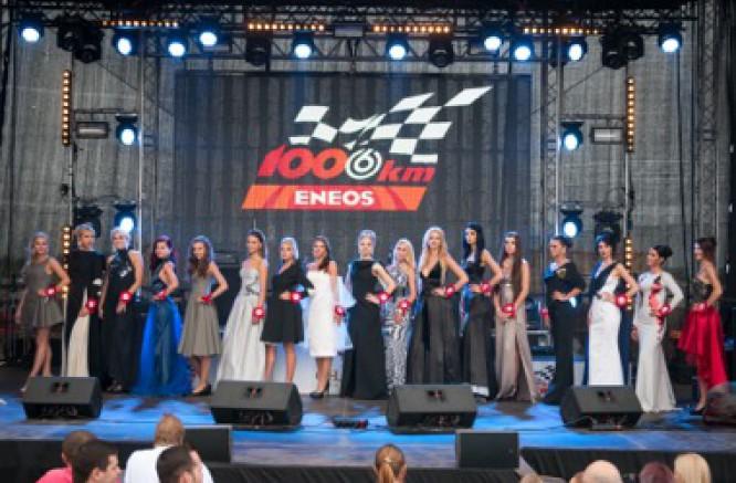 """""""Miss Racing"""" konkurso laimėtojai – puikus prizas"""