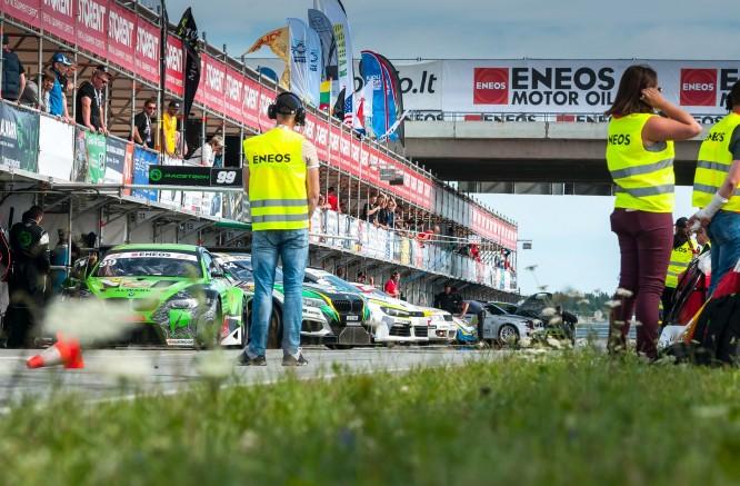 """2017 m. """"ENEOS 1006 km powered by Hankook"""" lenktynės : faktai ir skaičiai"""