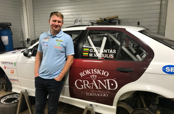 New team – Rokiskio GRAND