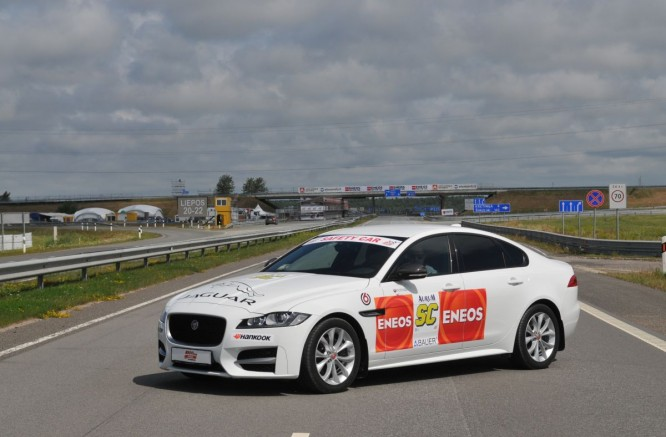 Jaguar Stars on ENEOS 1006km Race