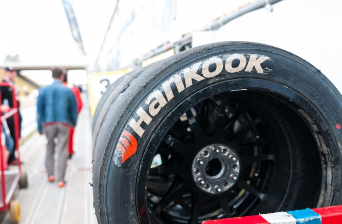 News from organisers about mono tyre usage