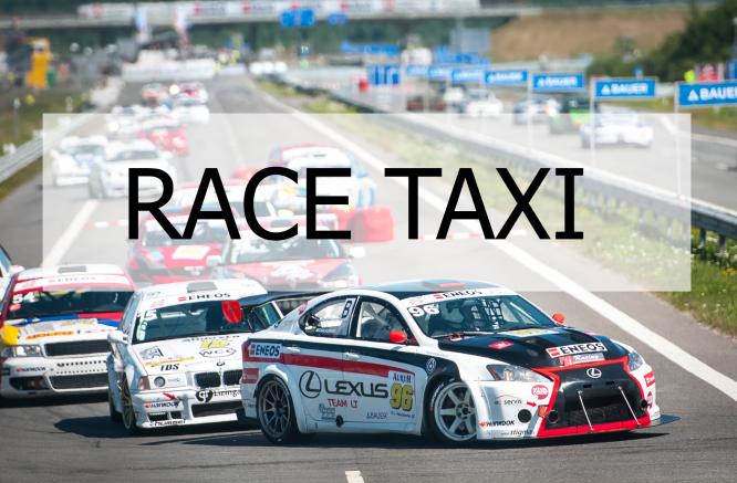"""Race Taxi At """"1000 km PÄRNU powered by Hankook"""""""