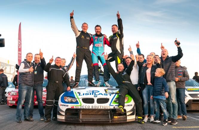 """""""1000 km Pärnu powered by Hankook"""" lenktynes laimėjo """"Rotoma Racing"""""""