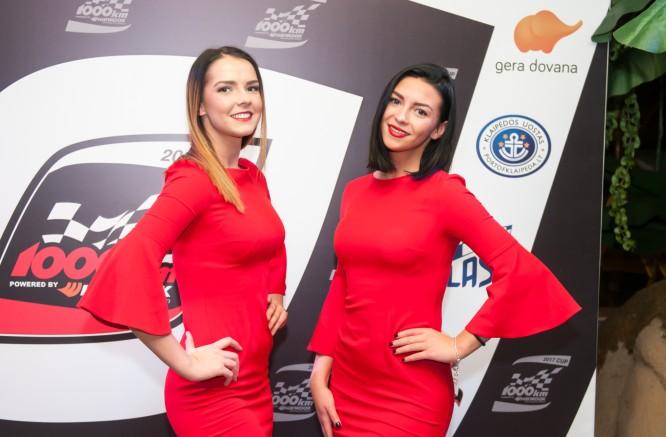 """""""1000 km Cup"""" serijos lenktynininkai išsidalijo apdovanojimus"""
