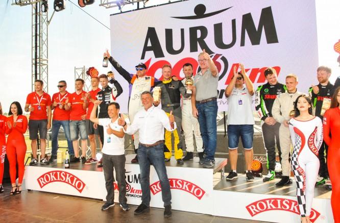 """Atkaklioje """"Aurum 1006 km lenktynių"""" kvalifikacijoje greičiausias buvo Robertas Kupčikas"""