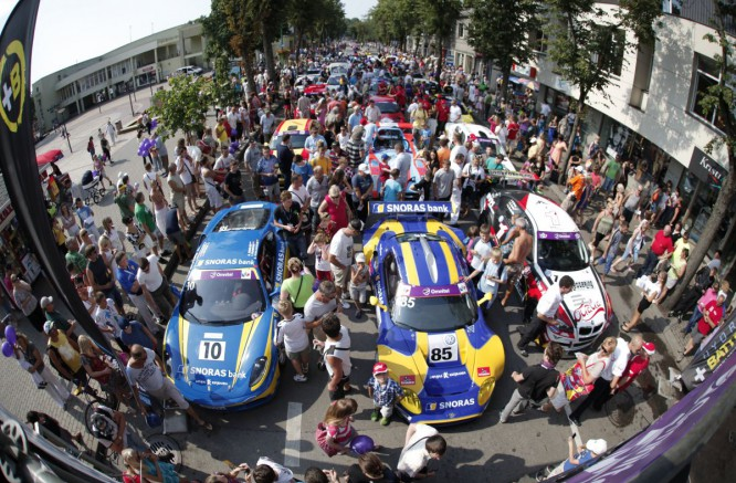 1000 km lenktynės – šalies vizitinė kortelė