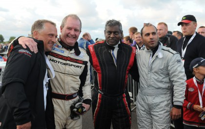 Palangoje – ovacijos Pietų Afrikos Respublikos lenktynininkams