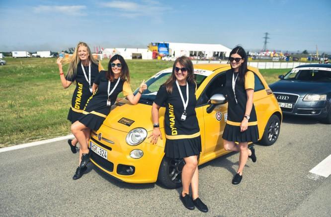 """""""108 km Moterų Iššūkio"""" komanda: DYNAMI:T LADIES"""