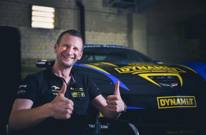 """Nežinomasis 1006 km lenktynėse, kurio galimybės neaiškios ir komandai – """"Chevrolet Corvette"""""""