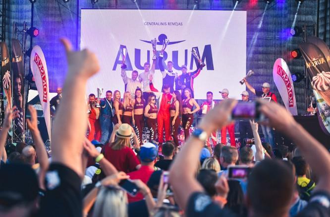 Jau paaiškėjo didžiausiu automobilių sporto renginiu Baltijos šalyse vadinamo Aurum 1006 km festivalio data