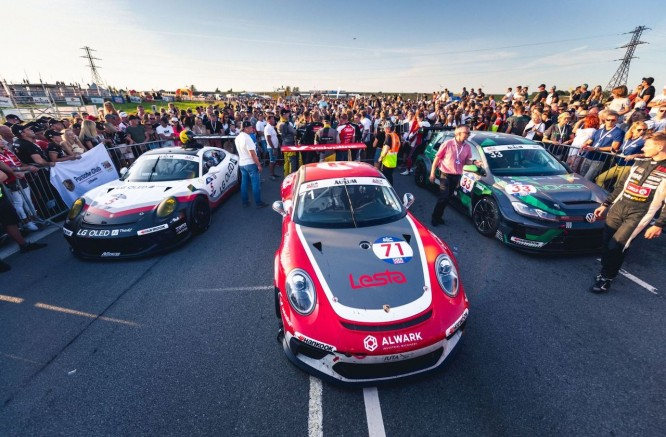 """21st """"Aurum 1006 km powered by Hankook"""" race: NUMBERS AND FACTS"""