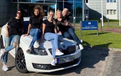 """""""Aurum 1006 km powered by Hankook"""" lenktynių programoje esančiose  108 km moterų iššūkio varžybose - pulkas ambicingų debiutančių"""