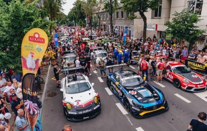"""2022-ųjų liepos viduryje Palangą drebins 23-osios """"Aurum 1006 km powered by Hankook"""" lenktynės"""